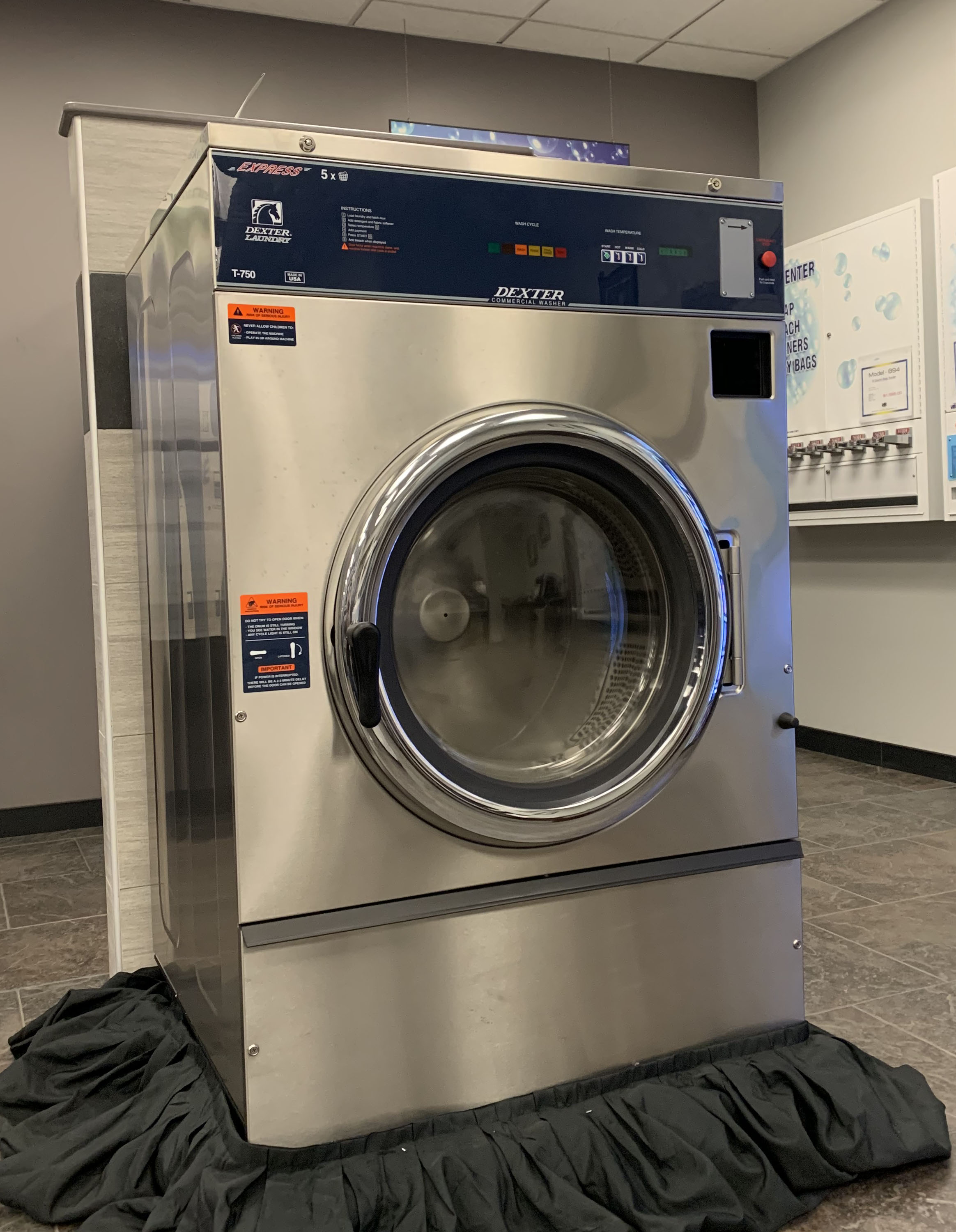 Used Washing Machine For Sale >> 8650 012 004c Dexter 6101 Lock Key Cam